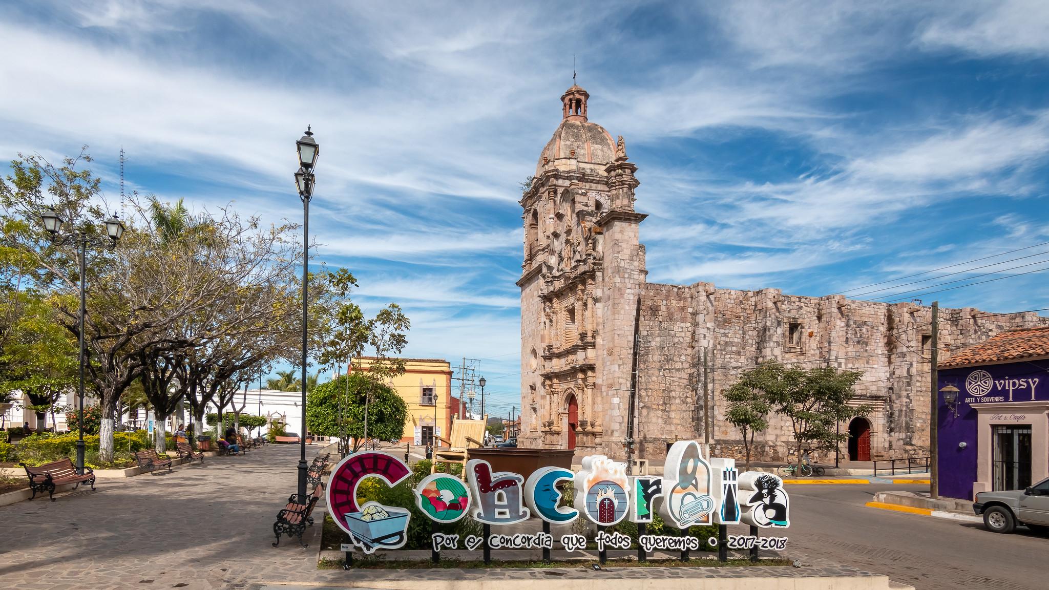 Concordia - Sinaloa - [Mexique]