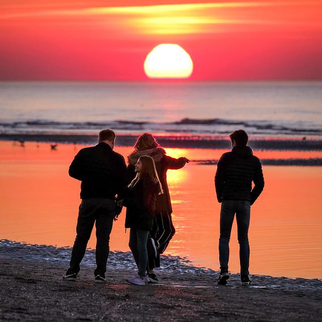 The last of the winter sun - Nicolas & co C