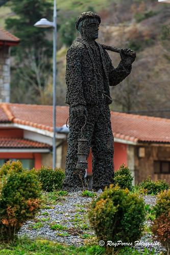 San Martin de Teverga, Principado de Asturias, España.