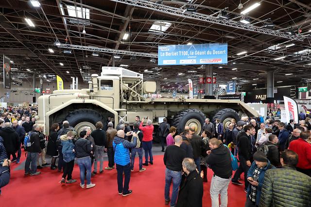 Expo - Le Berliet T100, le #GéantDuDésert (2019)