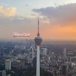 Kuala Lumpur Tower During Sunset