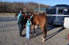 2019-03-17 (3) horse show at Prince George's County Equestrian Center - Caroline - Nicole