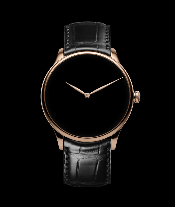 moser - Baselworld 2019 : reportage H.Moser & Cie 47418116252_6177fb7143_c