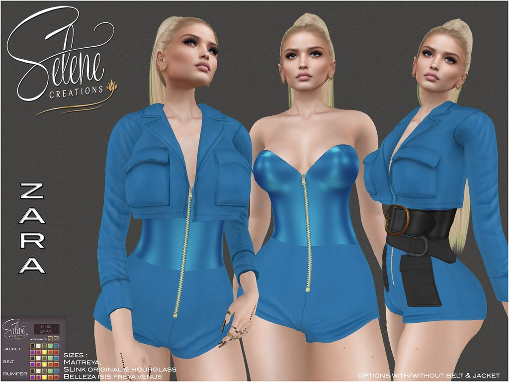 [Selene Creations] Zara / Exclusive @ Swank