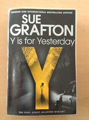 Y is for Yesterday - Sue Grafton