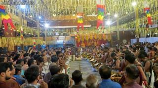 Paramekkavu Bhagavathy Temple Vela - Kizhakkumpattukara Desapattu on 2nd Jan 2019
