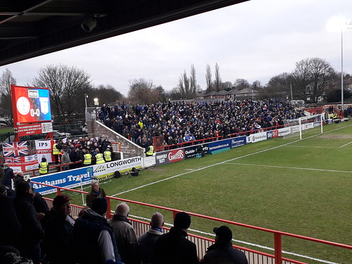 Accrington Stanley v Ipswich Town, Wham Stadium, Emirates FA Cup, Saturday 5th January 2019 | by CDay86