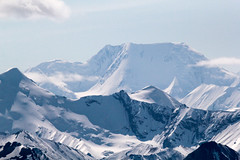 Just another peak in the Alaska Range - Explored