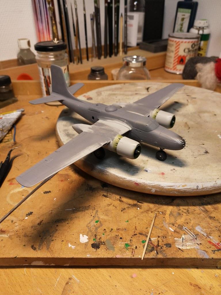 Douglas A-26B Invader 32184872377_92ae26c293_b