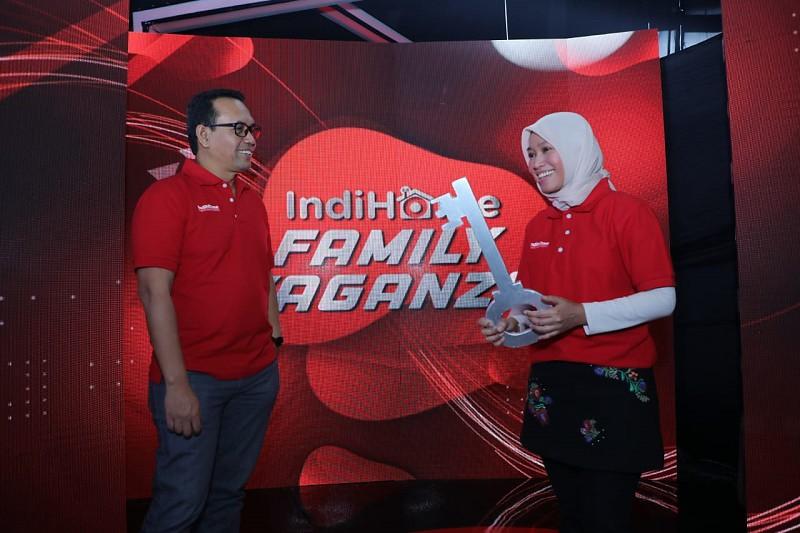 Telkom Umumkan Pemenang Grand Prize IndiHome Family Vaganza
