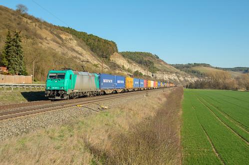 Railtraxx 185 609, Karlstadt