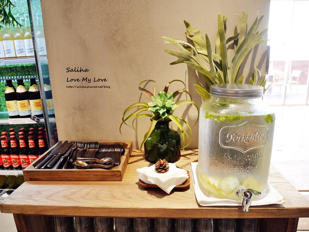 台北中山站不限時下午茶餐廳VCE南加州餐飲生活概念店南西店 (11)