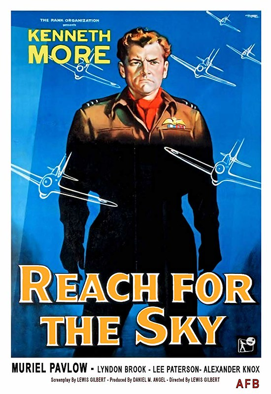 Reach for the Sky - Poster 3