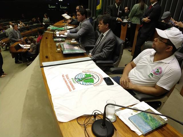 Parlamentares protocolam pedido de criação de CPMI de Brumadinho