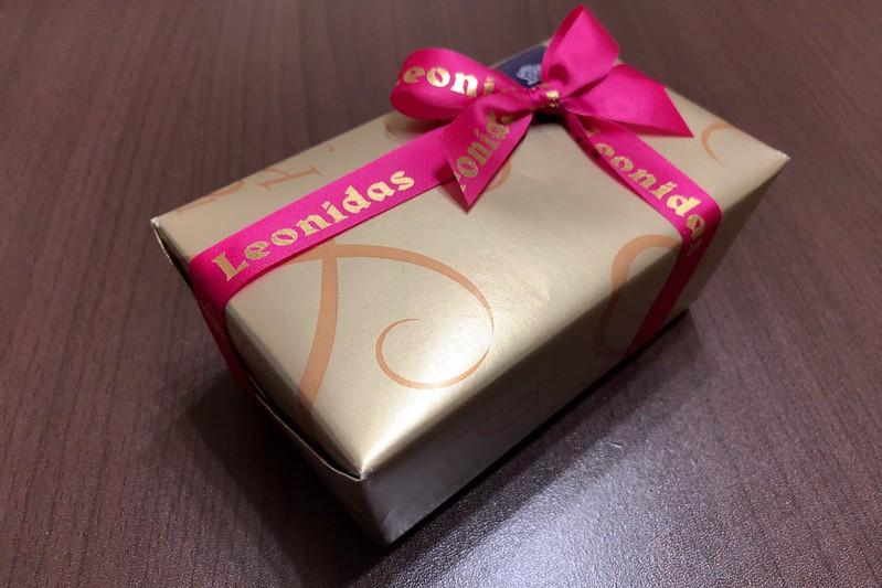 St Valentine s Day 2019 LeonidasギフトアソートSパッケージ包装