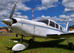 Piper Cherokee Six VH-CDK