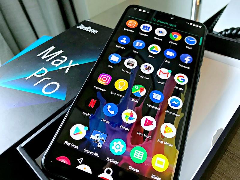 ASUS Zenfone Max Pro 2 16 RODMAGARU