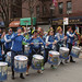 Fogo Azul at the Sunnyside/Woodside St. Pat's For All Parade