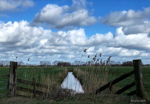 Alde Singel/Dwersfeart Gorredijk