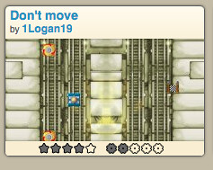 Don't Move: Game