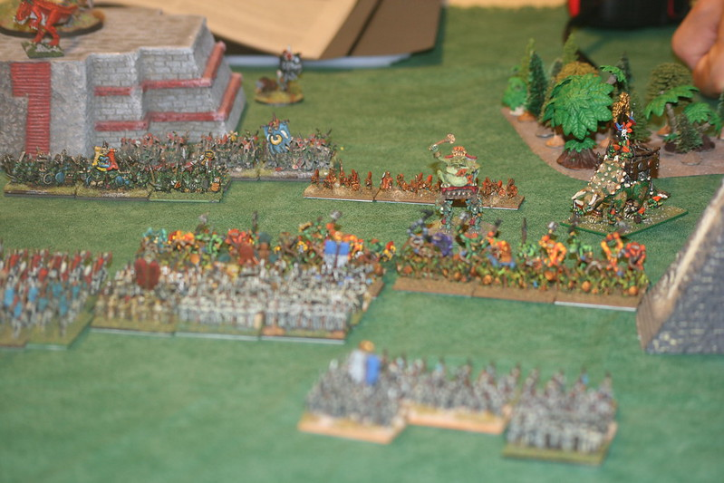 [4000 - Orcs+HL vs Khemri] La bataille des pyramides noires 33505086008_6dda0810e6_c