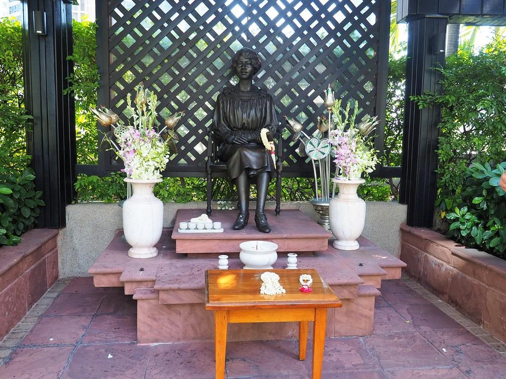 曼谷THE ATHENEE HOTEL (3)