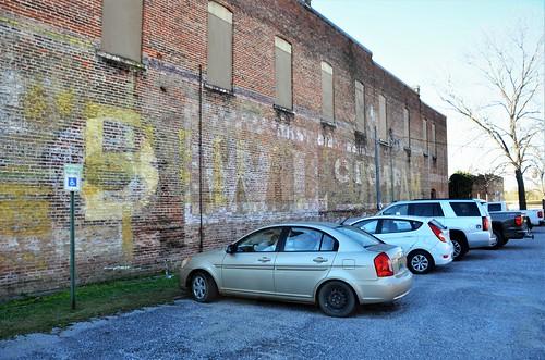 Alabama, Demopolis, Owl Cigar / Bull Durham