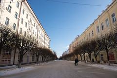 Smolensk. Lenin street