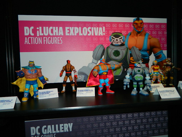 【NYTF2019】DC Collectibles《Dark Nights: Metal》、《蝙蝠俠:黑暗騎士歸來》、《蝙蝠俠:動畫系列》......多款可動人偶、雕像新作公開!!