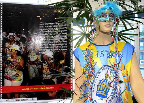 Exposição de Carnaval