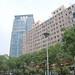 Building Exterior Being Replaced in Beijing