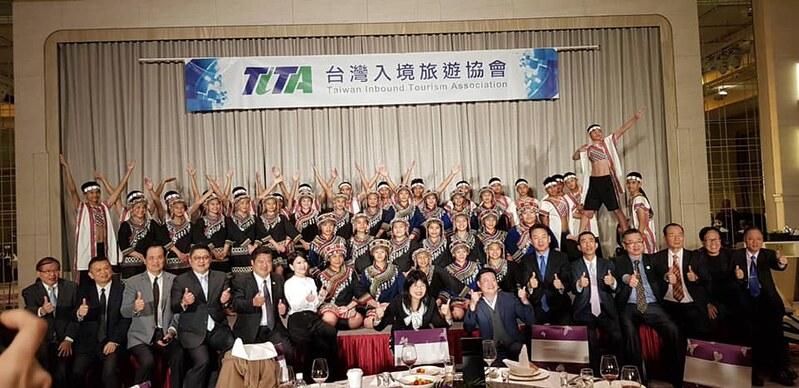 入境旅遊協會王全玉理事長邀約參與盛會 (9)