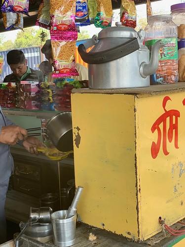 City Food - Railway Station Chai, Gurgaon