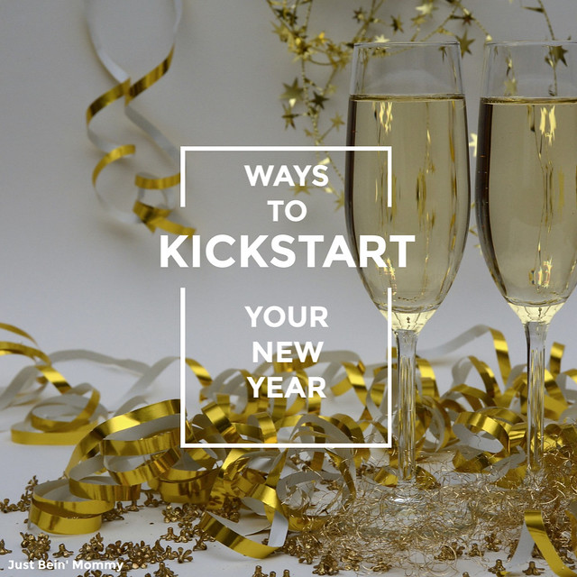 Ways to kickstart your New Year