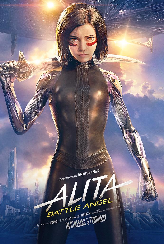 Filem ALITA: BATTLE ANGEL