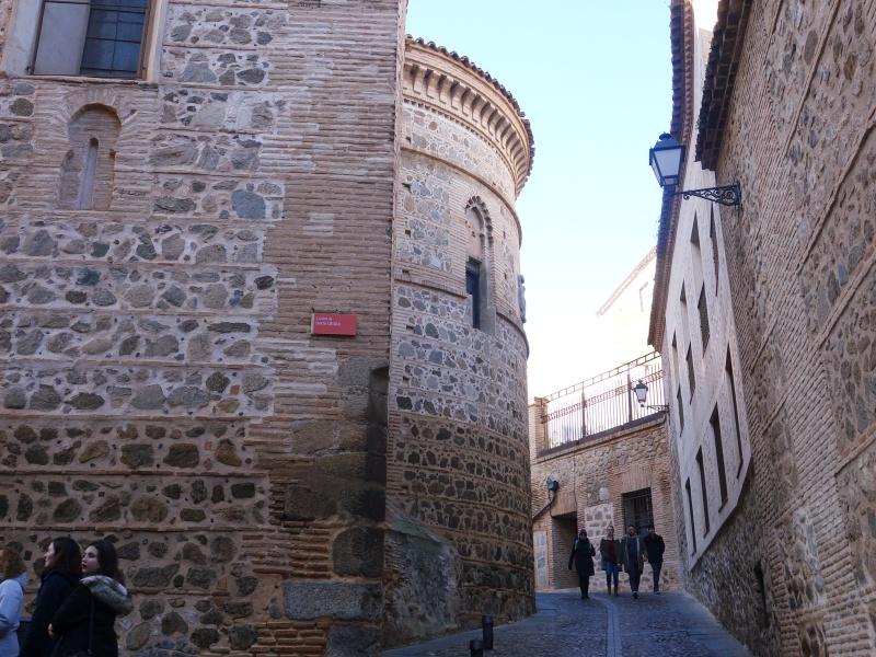 Toledo streets