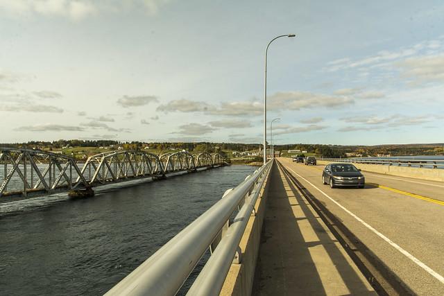 Barra Strait Bridges