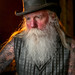 Top Hat and Beard- portrait workshop. by gks18