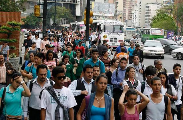 Na Venezuela, pesquisa revela rejeição a líderes opositores