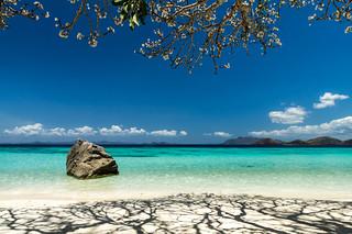 Our pristine sea