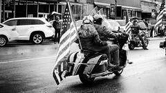Flags & Bikes