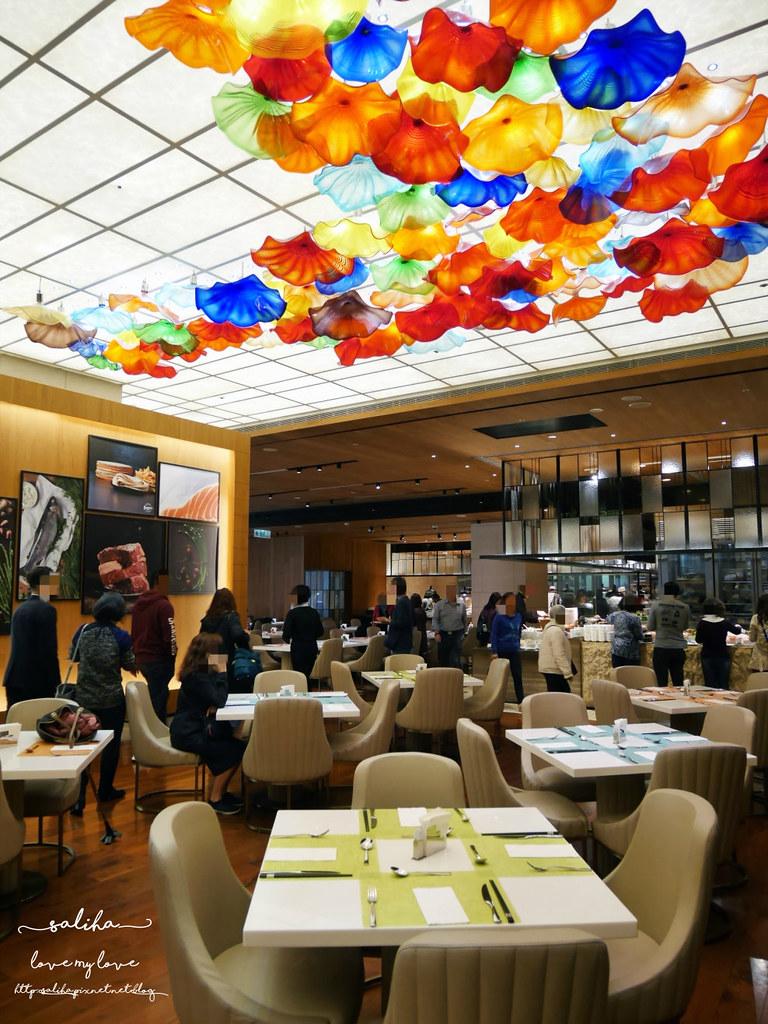 台北內湖大直美福palette彩匯自助餐廳下午茶價位menu價錢 (1)
