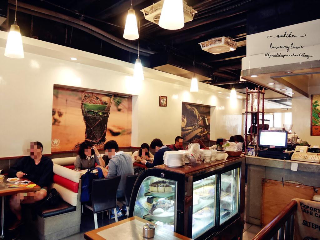 台北西門町紅樓附近老店咖啡廳下午茶推薦蜂大咖啡 (3)