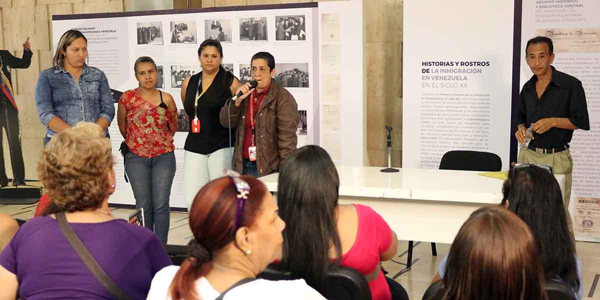 Cancillería venezolana promueve espacio de formación para líderes comunitarios