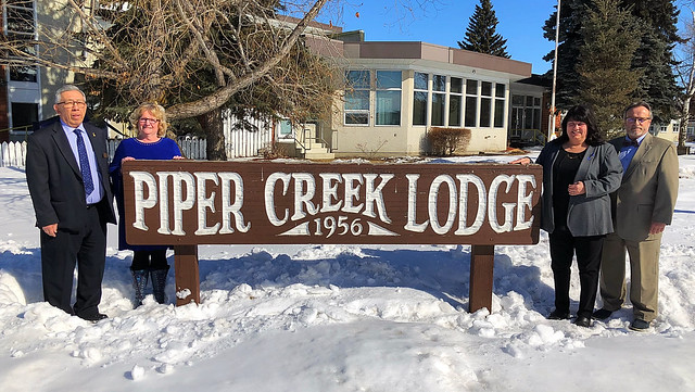 Alberta's oldest seniors lodge being replaced