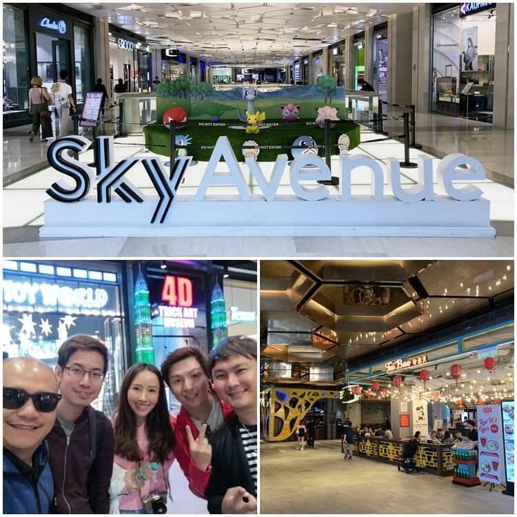 SkyAvenue Mall