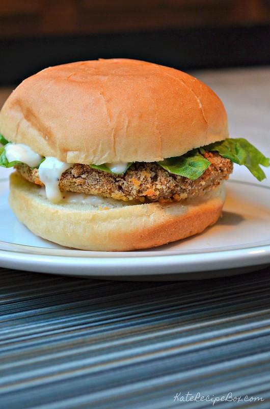 Chickpea Caesar Sandwiches 1