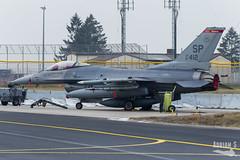 91-0412 F-16CM Fighting Falcon   ETAD/SPM   24.01.2019