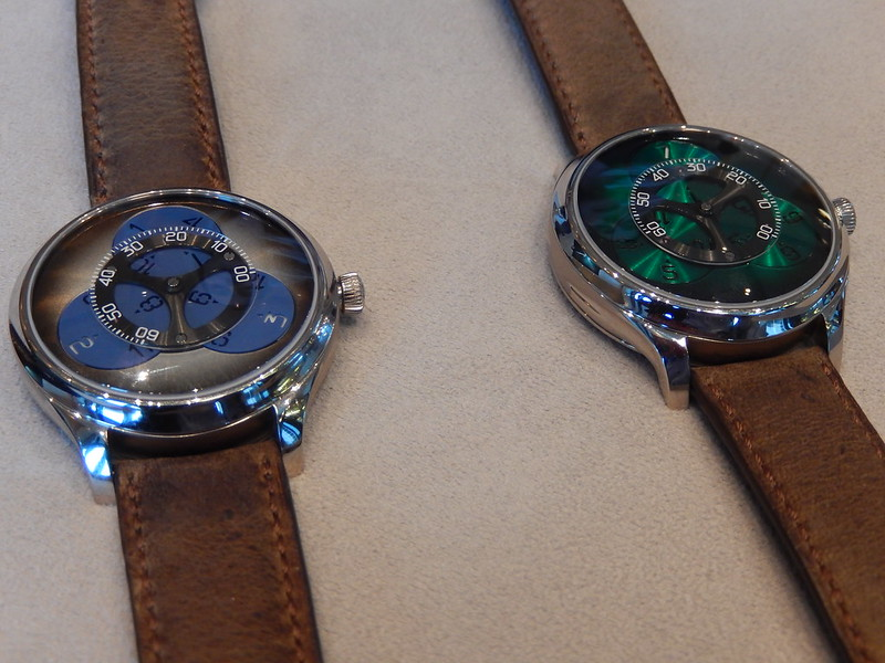 moser - Baselworld 2019 : reportage H.Moser & Cie 46555764675_5dc54dc623_c
