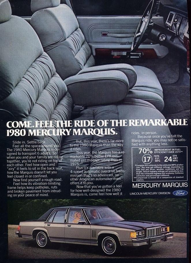 1980 Mercury Marquis